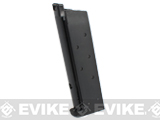 WE-Tech 16rd MEU Magazine for MEU / 1911 Series Airsoft GBB Pistols - Black
