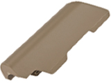 Magpul .75 Polymer Riser for Magpul MOE and CRT Retractable Stocks (Color: Flat Dark Earth)