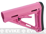 Magpul MOE Carbine Stock - Commercial-Spec Model - Pink