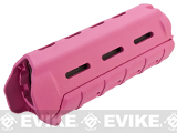 Magpul Industries MOE Real Steel Carbine-Length Handguard - (Pink)