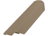 Magpul Polymer Riser for Magpul MOE AK and Zhukov-S AK47/AKM Stocks (Color: Flat Dark Earth / .50)