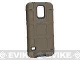 Magpul� Bump Case for GALAXY S�5 - Dark Earth