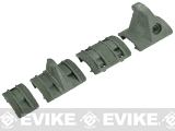 Magpul XTM Hand Stop Kit (Color: Foliage Green)