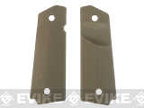 Magpul MOE® 1911 Grip Panels - Dark Earth