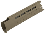 Magpul MOE-SL Handguard - Mid-Length for AR15 / M4 Series  (Color: Dark Earth)