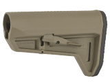 Magpul MOE-SL-K Carbine Stock for M4 / M16 Series (Mil-Spec) (Color: Flat Dark Earth)