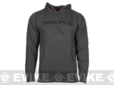 Magpul� Sweatshirt, Pull-Over Hoodie - Charcoal Heather / X-Large