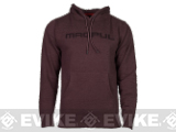 Magpul� Sweatshirt, Pull-Over Hoodie - Burgundy Heather / X-Large