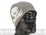 Magpul Skull Beanie - Heather Grey
