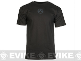 Magpul Branded Center Men's Icon T-Shirt - True Black / Large