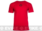 Magpul Branded Center Men's Icon T-Shirt - Cardinal Red / Large