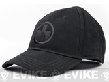 Magpul Logo Adjustable Ballcap - Black w/ Black Logo (L/XL)