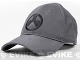 Magpul Logo Adjustable Ballcap - Charcoal w/ Black Logo (S/M)