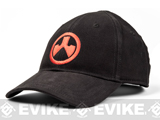 Magpul Logo Adjustable Ballcap - Black w/ Red Logo (L/XL)