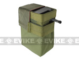 Pre-Order Estimated Arrival: 06/2013 --- A&K 3500 round Box Magazine for A&K M60 / MK43 & Compatible Series Airsoft AEG