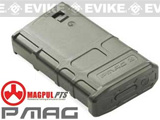 z Magpul PTS 50rd PMAG Mid-Cap for M4 / M16 Series Airsoft AEG - OD Green (One)
