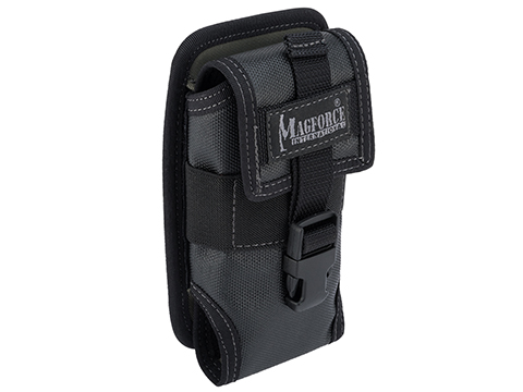 MagForce Butterfly Smart Phone Pouch (Color: Jet Black / Large)
