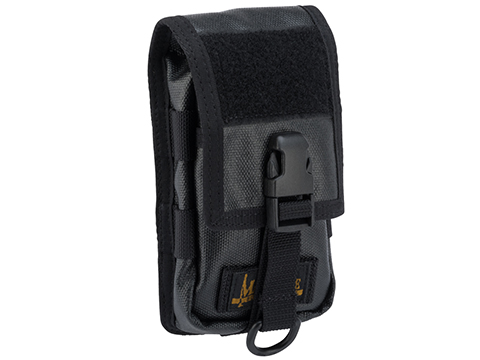MagForce Black Label Smart Phone Pouch (Color: Jet Black)