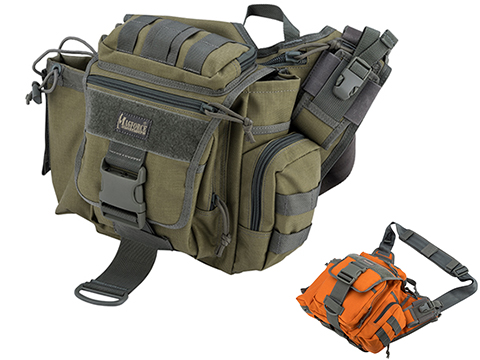 MagForce Saddleborne Sling Bag