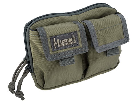 MagForce Dual Pouch (Color: Khaki Foliage)