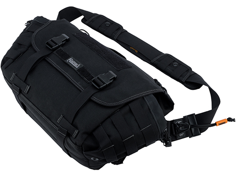 MagForce Sketch Messenger Bag (Color: Black / Medium)