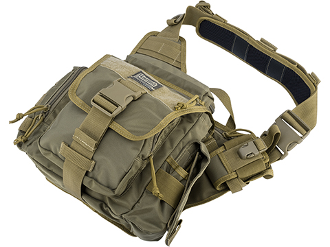 MagForce Type B Saddle Sling Bag (Color: Khaki)