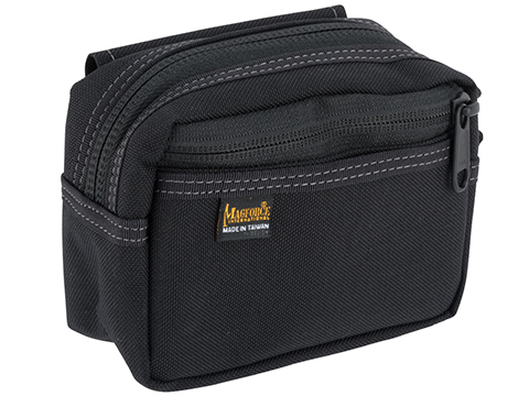 MagForce 5 Horizontal Type Waist Pouch (Color: Black)