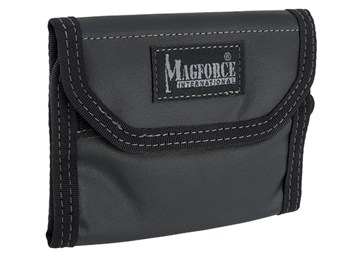 MagForce EDC-1 Wallet (Color: Jet Black)