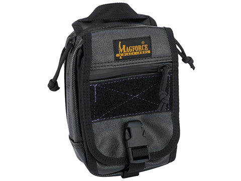 MagForce Black Label Patriot Pouch (Color: Jet Black)