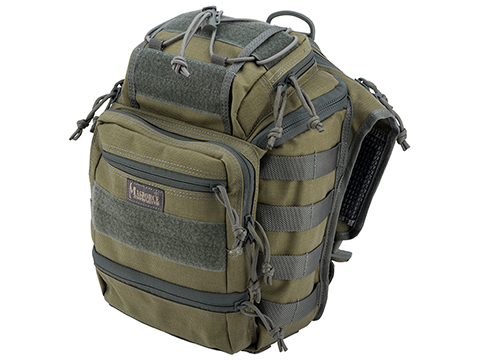 MagForce Gannet Shoulder Bag (Color: Khaki Foliage)