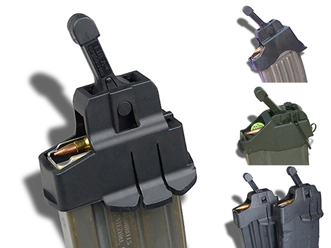 Maglula LULA Universal Rifle Magazine Speed Loader / Unloader (Type: AR-15 / M16 / M4)