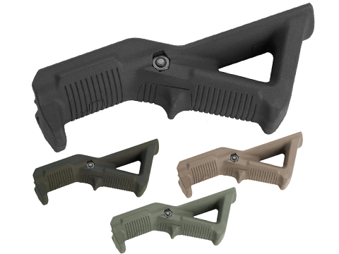 Magpul AFG (Angled Fore Grip) Rail-Mounted Forward Grip (Color: Black)