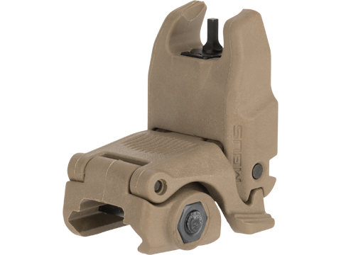 Magpul Gen2 Tactical Flip-Up MBUS Back-Up Front Sight (Color: Dark Earth)