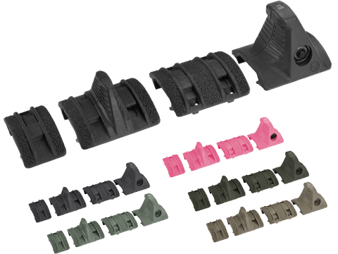 Magpul XTM Hand Stop Kit (Color: Flat Dark Earth)