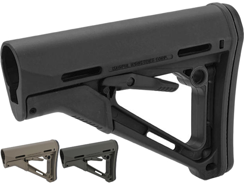 Magpul CTR� Carbine Stock - Mil-Spec (Color: Black)