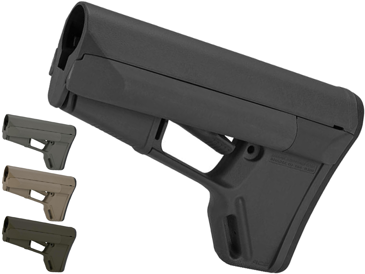 Magpul ACS Carbine Stock for M4 / M16 Series Rifles (Mil-Spec)
