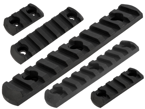 M-LOK� Polymer Rail Section (Length: 9 Slots)