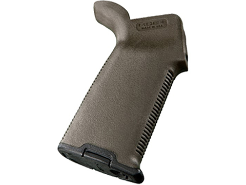 Magpul MOE+ Grip for AR15 Rifles (Color: OD Green)