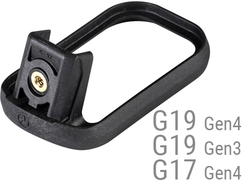 Magpul GL Enhanced Magazine Well (Model: GLOCK 19 Gen 3)