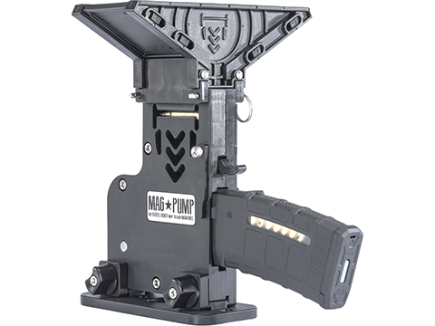 MAG PUMP .223 / 5.56 / .300 BLK AR-15 Magazine Loader
