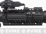 MANTA M4 Carbine Length Rail Kit - Black