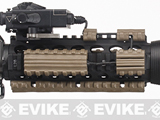 MANTA M4 Carbine Length Rail Kit - Flat Dark Earth