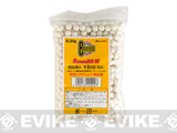 Marushin 8mm Airsoft BBs (Weight: .34g / 500rd / White)