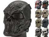 Avengers Full Face Mesh Mask