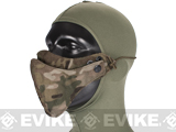 Avengers Adjustable Half Face Mask - Multicam