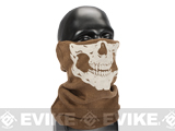 "Matrix ""Ghost"" Special Forces Neck Gaiter - Coyote Brown"