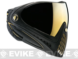 Dye i4 Pro Airsoft Full Face Mask (Style: Black / Gold Thermal Lens)