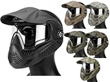 Annex MI-7 ANSI Rated Full Face Mask with Thermal Lens by Valken