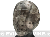 Avengers Wire Mesh Polymer Hockey Airsoft Full Face Mask - Arid Camo