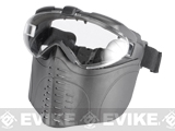 Phantom Airsoft Pro Low Profile Full Face Airsoft Mask